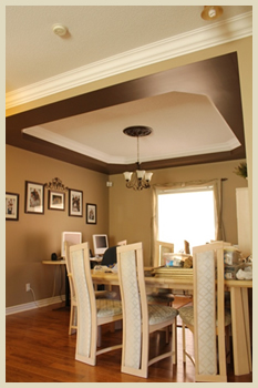 Selecting Crown Molding Sizes Profiles Options furthermore 7 Interior Trim Design Ideas That Add Style To A Home also Basement Ceilings Milwaukee in addition Gypsum False Ceiling Designs also Stunning Architectural Details Wood Beams. on coffered ceiling styles